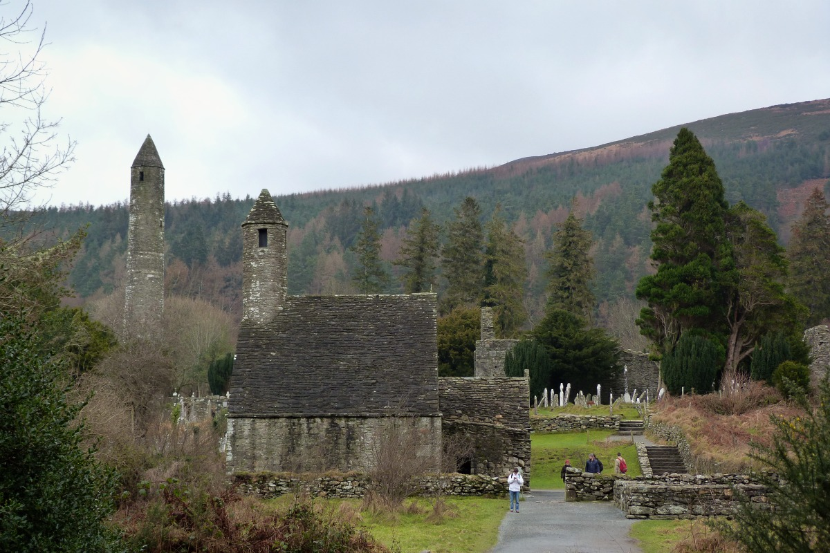 Glendalough Lake National Park (2)