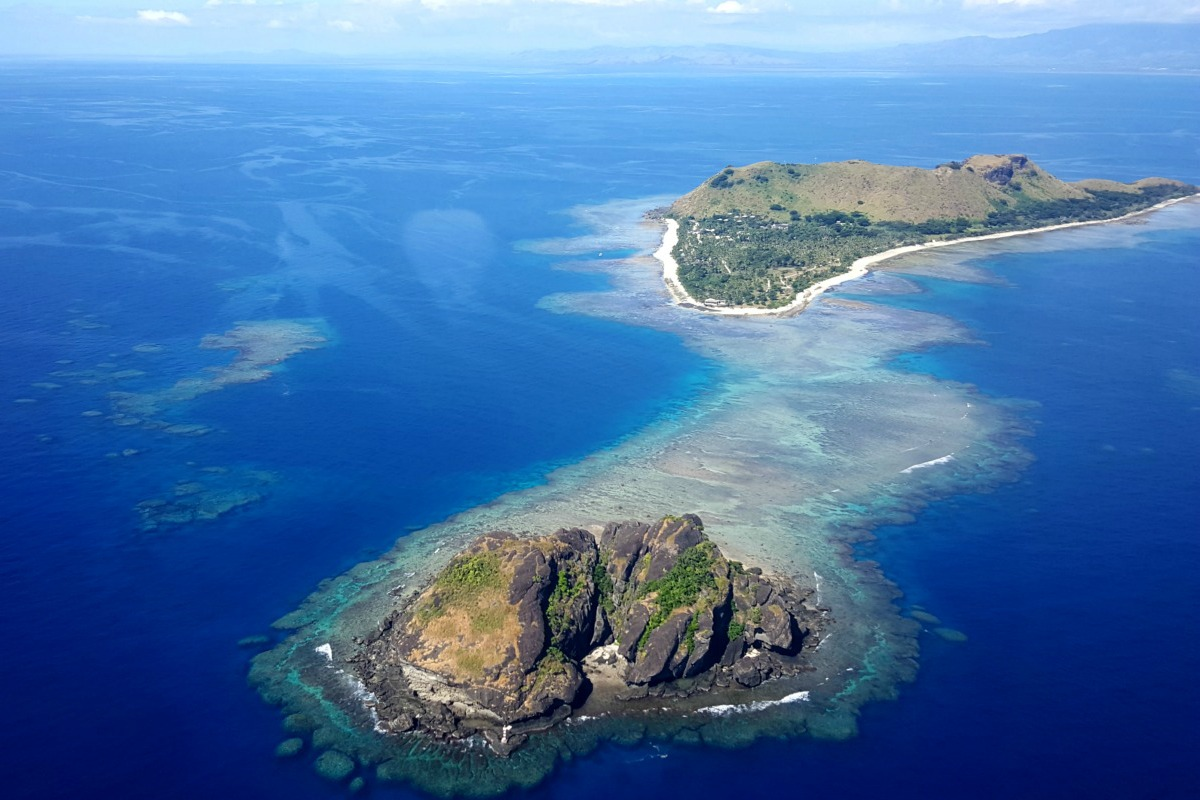 Fiji Pacific Island Air 3